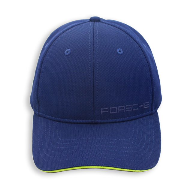 Polyester logoed with Rubber logo