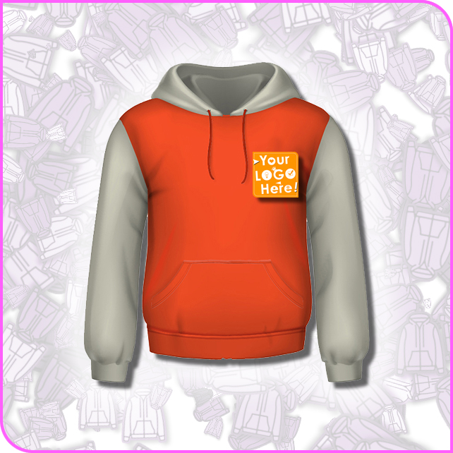 Hoodie Pull Over - Design 2