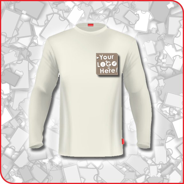 T-Shirt Long Sleeves - Design 2