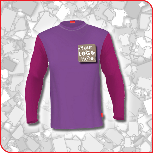 T-Shirt Long Sleeves - Design 3
