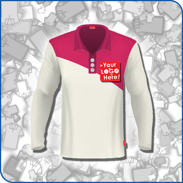 Polo Long Sleeves Design 6